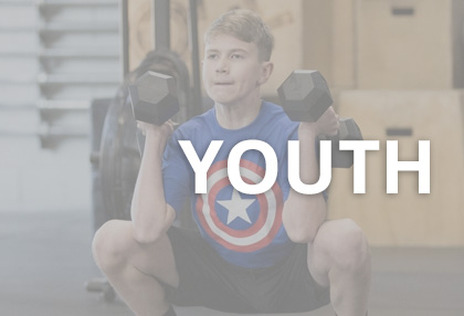 Youth Fitness Classes near Sparks MD
